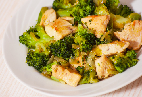 chicken-brocolli